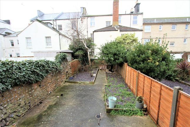 Garden of Surrey Street, Worthing BN11