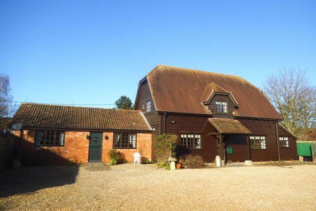 Thumbnail Barn conversion to rent in Close Lane, Marston, Devizes