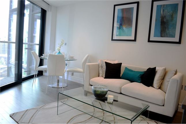 2 bed flat to rent in Riverlight Quay, Nine Elms, London