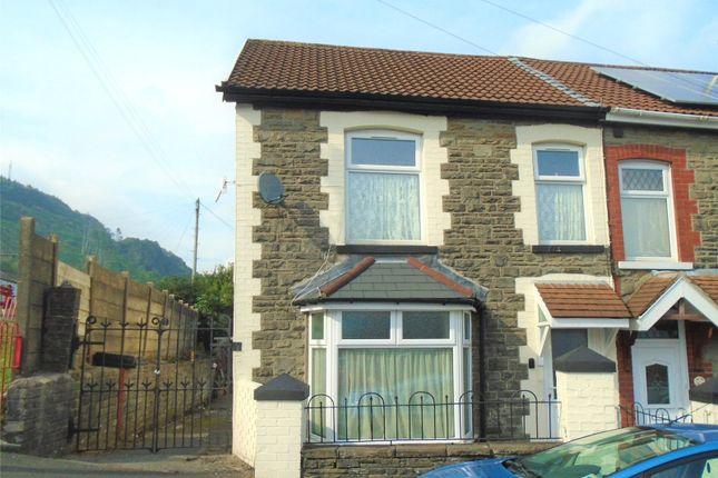 Thumbnail Semi-detached house for sale in Institute Road, Llwynypia, Tonypandy, Rhondda Cynon Taff