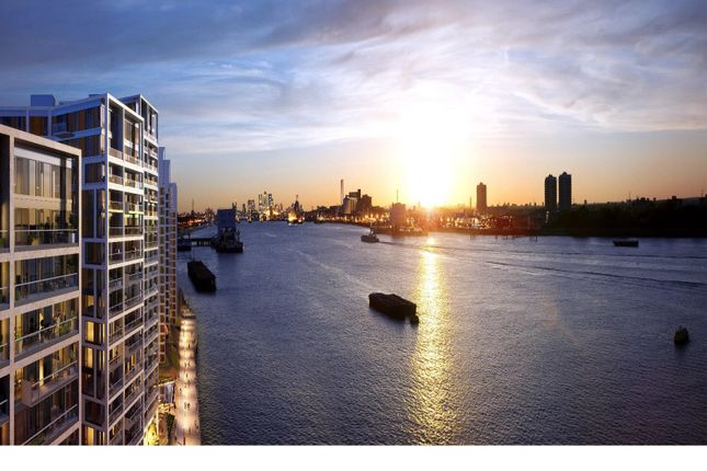Thumbnail Flat for sale in Royal Arsenal Riverside Waterfront, Woolwich