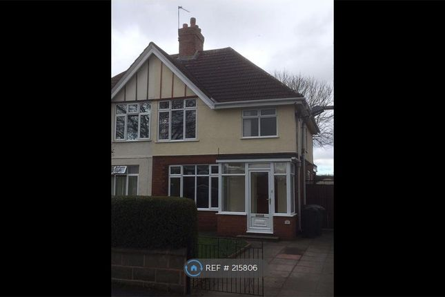 Thumbnail Semi-detached house to rent in Goscote Lane, Walsall