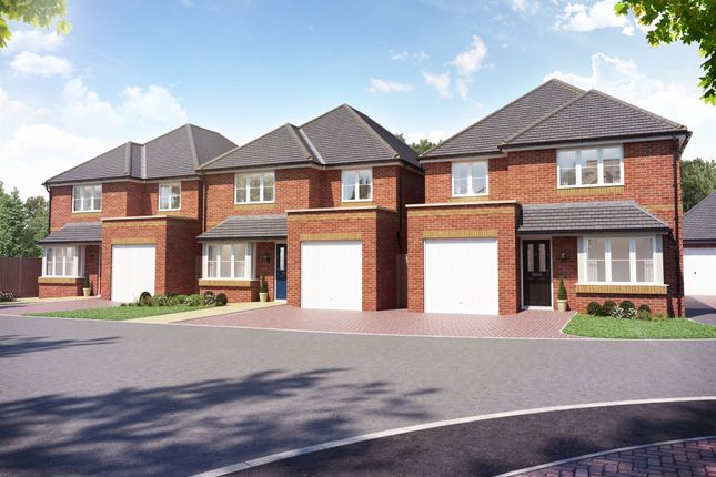 Thumbnail Detached house for sale in St Peter's Place, Forest Drive, Stafford