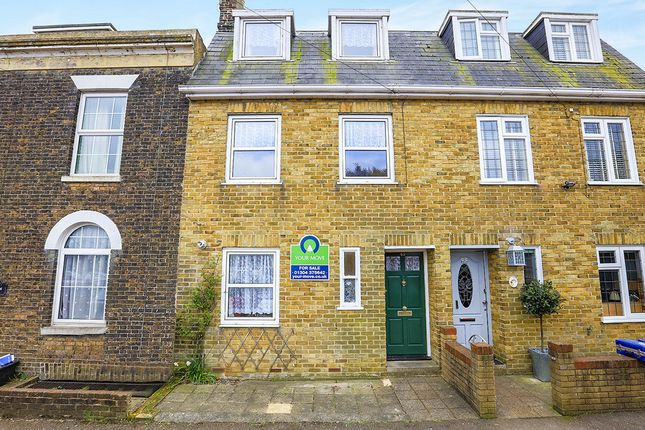 4 bed terraced house for sale in Queens Mews, Queen Street, Deal