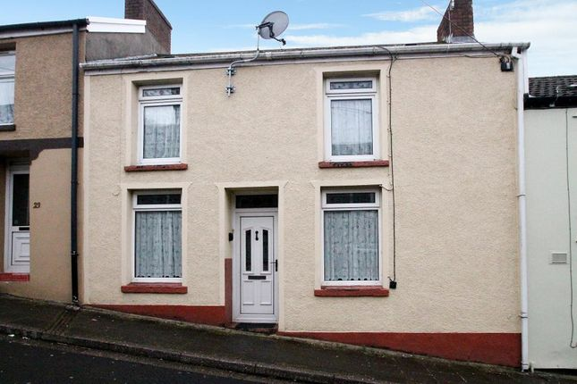 Thumbnail Terraced house for sale in Ynyscynon Street, Cwmbach, Aberdare
