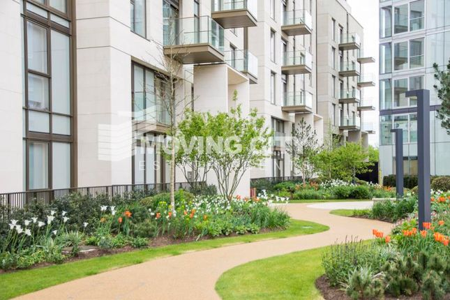 Thumbnail Flat for sale in Columbia Garden North, Lillie Square, Earls Court