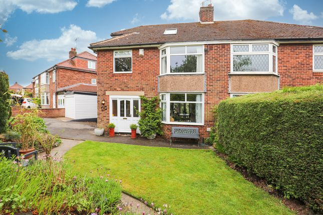 4 bed semi-detached house for sale in Henley Avenue, Norton, Sheffield S8