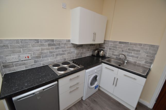Thumbnail Flat to rent in 79A Wellington Road South, Stockport