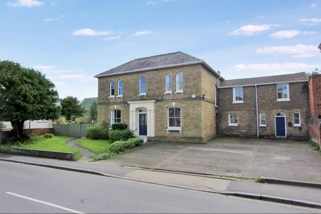 Thumbnail Detached house for sale in Queens Parade, East Street, Faversham