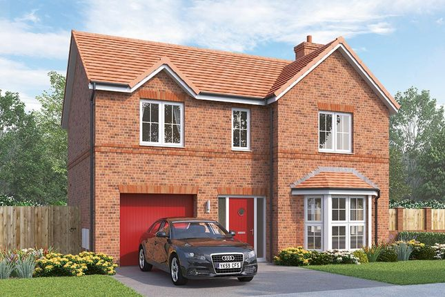 "4 bedroom detached house for sale in ""The Norbury"" at Wellfield Road North, Wingate"
