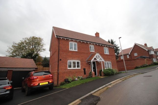 Thumbnail Detached house to rent in Chester Road, Malpas