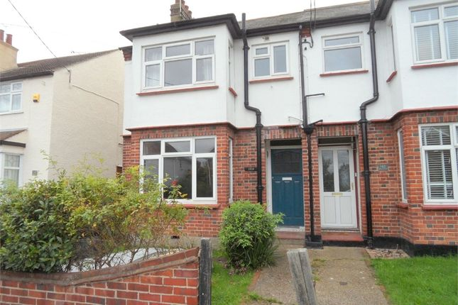 Thumbnail Semi-detached house for sale in Church Road, Hadleigh, Benfleet, Essex