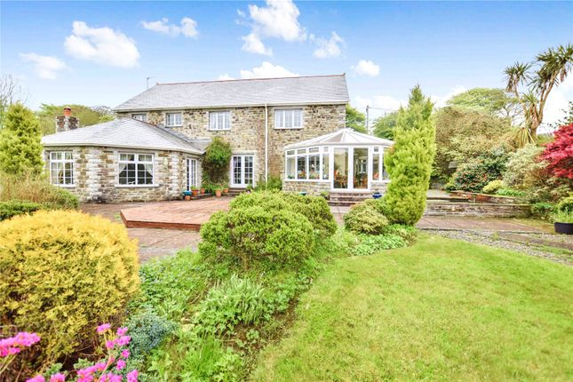 Thumbnail Detached House For Sale In Trefrew Camelford