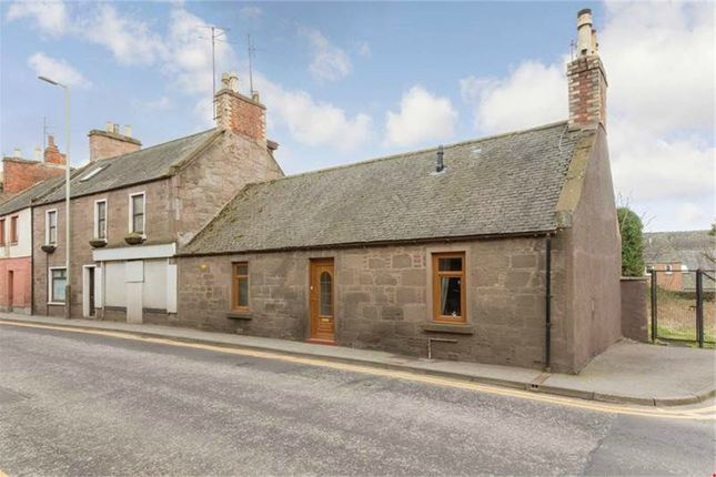 Thumbnail End terrace house for sale in Montrose Street, Brechin, Angus