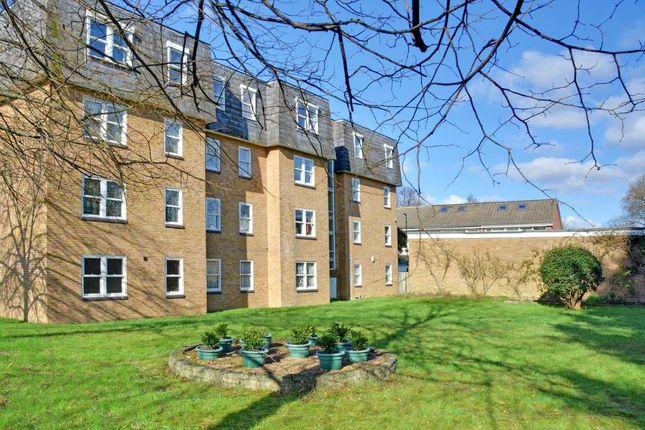 Exterior of Willowcroft, Lee Park, Blackheath, London SE3