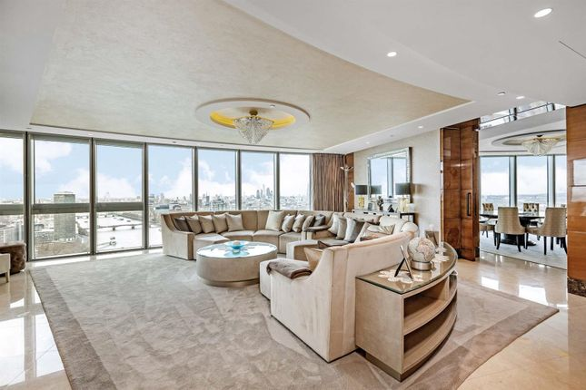 Thumbnail Flat to rent in The Tower, St George Wharf, Nine Elms