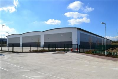 Thumbnail Commercial property for sale in Centrix Industrial & Distribution Park, Phoenix Parkway, Corby, Northants
