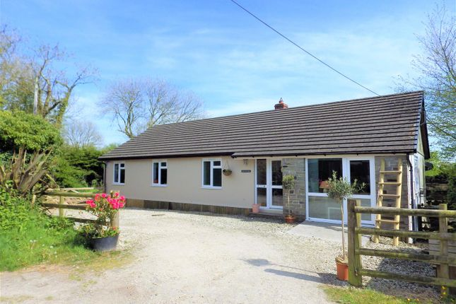Thumbnail Bungalow for sale in South Wonford, Thornbury, Holsworthy