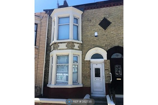 Thumbnail Terraced house to rent in Stuart Road, Liverpool