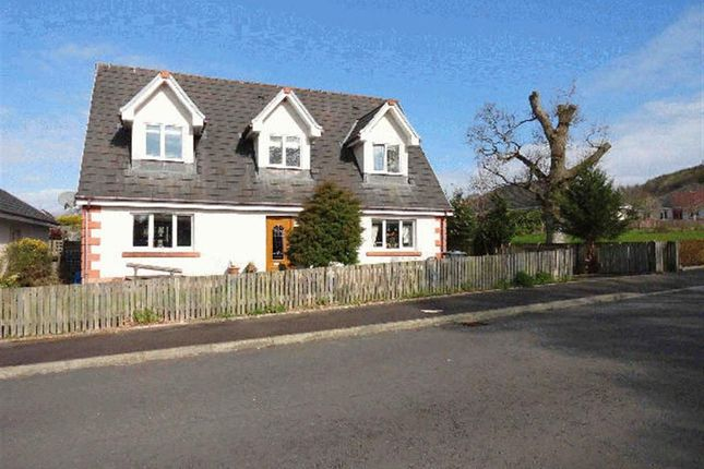 Detached house for sale in Auld Brig View, Auldgirth, Dumfries