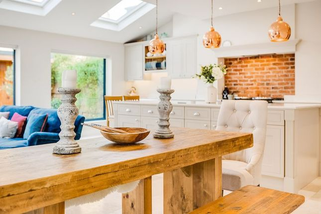 Thumbnail End terrace house for sale in Brookwood Road, London