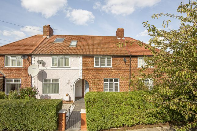 Thumbnail Terraced house for sale in Crowland Walk, Morden, London
