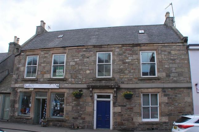 Thumbnail Maisonette for sale in High Street, Fochabers, Moray