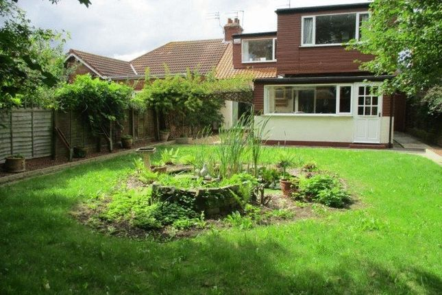 Thumbnail Semi-detached house for sale in Newlands Road, Blyth