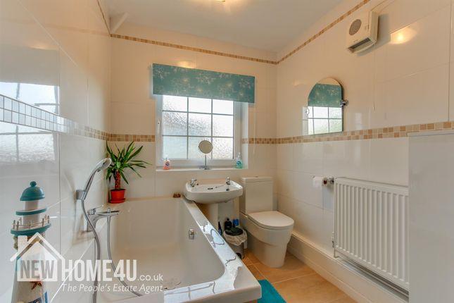 Family Bathroom: of Gwernaffield Road, Mold CH7