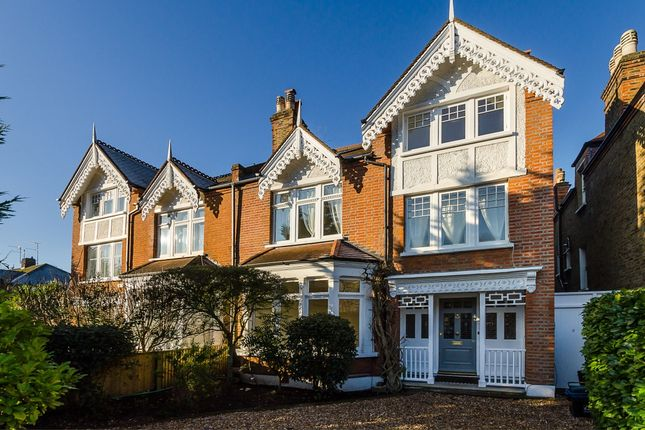 Thumbnail Semi-detached house to rent in Waldegrave Road, Twickenham
