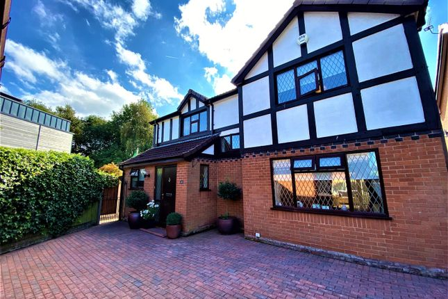 Thumbnail Detached house for sale in Long Meadow, Eccleston, St. Helens