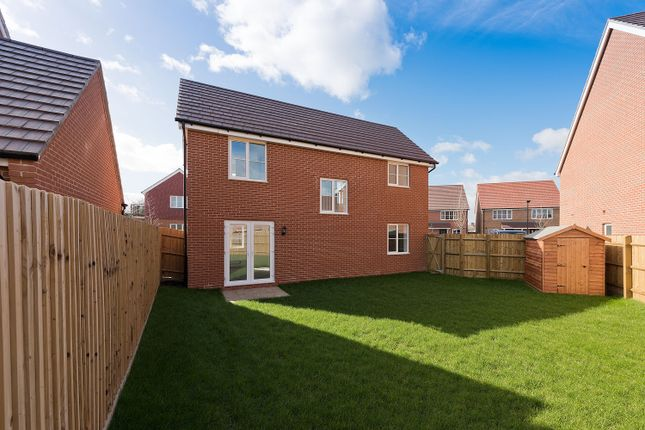 2 bedroom semi-detached house for sale in 57 Agatha Christie Way, Cholsey, Wallingford, Oxfordshire