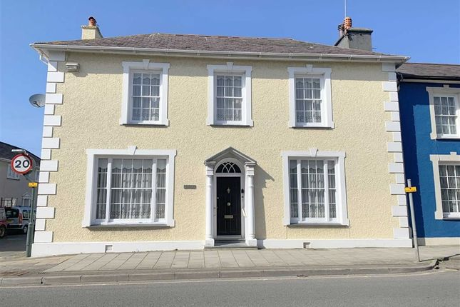 Thumbnail End terrace house for sale in North Road, Aberaeron, Ceredigion