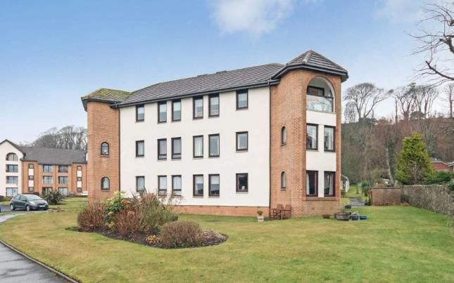 Thumbnail Flat for sale in Hollywood, Largs, North Ayrshire, Scotland
