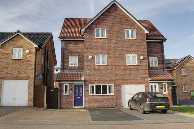 Thumbnail Semi-detached house for sale in Haverhill Grove, Barnsley, South Yorkshire