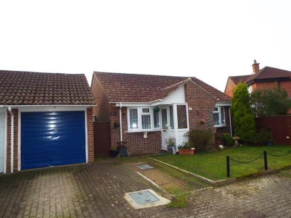 Thumbnail Bungalow for sale in The Linnets, Fareham