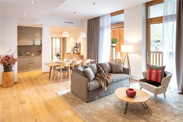Thumbnail Apartment for sale in Gotthard Lofts, Andermatt, Switzerland
