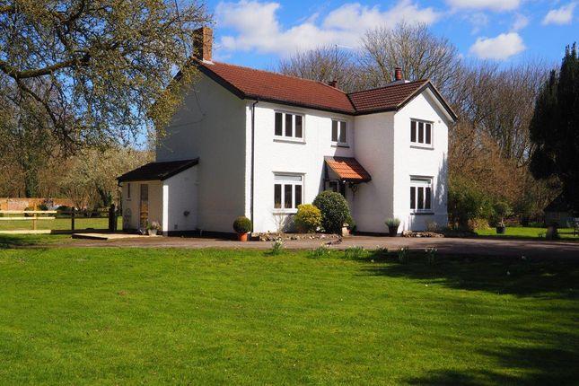 Thumbnail Country house for sale in Alton Parva, Figheldean, Salisbury