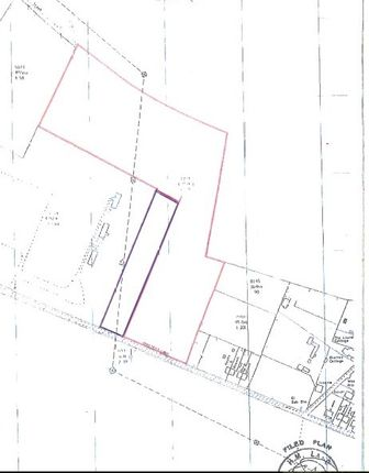Thumbnail Land for sale in Cemetery Lane, Westbourne, Emsworth