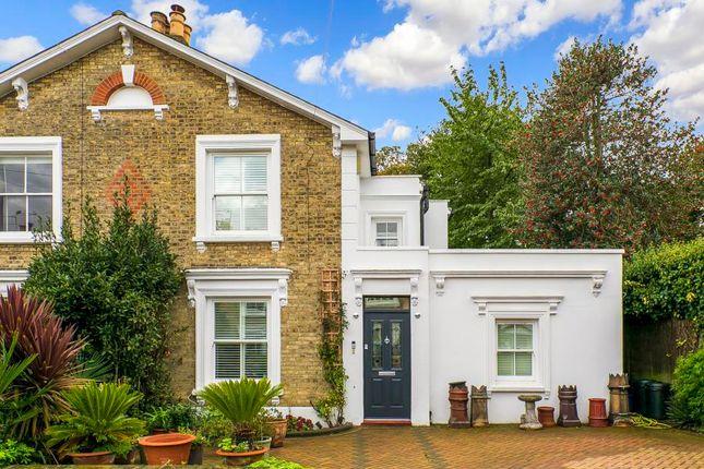 Thumbnail Semi-detached house for sale in Townshend Terrace, Richmond