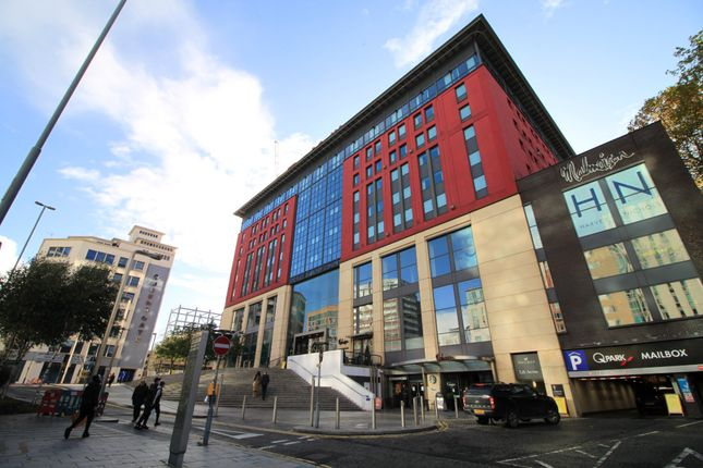 Thumbnail Flat to rent in Royal Arch Apartments, Wharfside Street, Birmingham