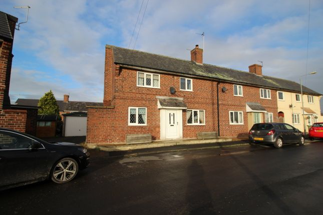 3 bed semi-detached house for sale in The Green, Featherstone, Pontefract, West Yorkshire WF7