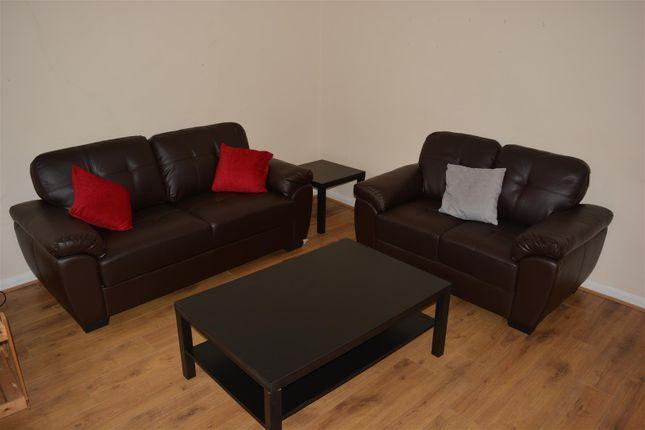 Lounge of Burleigh Road, Loughborough LE11