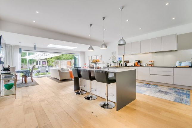 Thumbnail Detached house to rent in Parke Road, Barnes, London