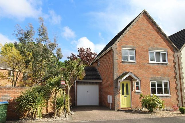 Thumbnail Detached house for sale in Buchan Avenue, Whiteley, Fareham