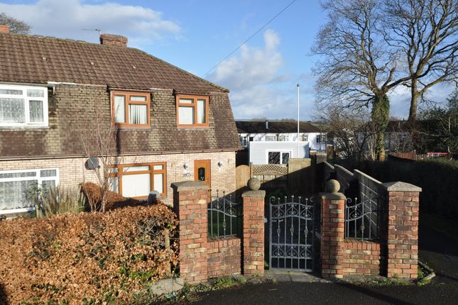 3 bed property for sale in 22 Brynmeurig, Tregunnor, Carmarthen SA31
