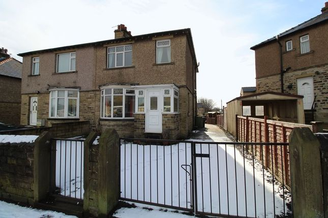 3 bed semi-detached house to rent in New Hey Road, Marsh