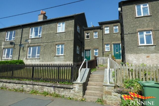 Thumbnail Flat to rent in Vicarage Terrace, Nenthead