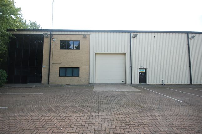 Thumbnail Warehouse to let in Tealgate, Hungerford