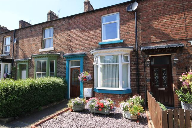 Thumbnail Terraced house for sale in Bridge Terrace, Northallerton